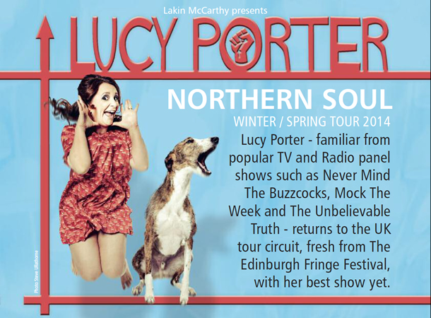 NORTHERN SOUL TOUR 2013-2014