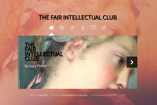 The Fair Intellectual Club – Edinburgh Fringe 2014