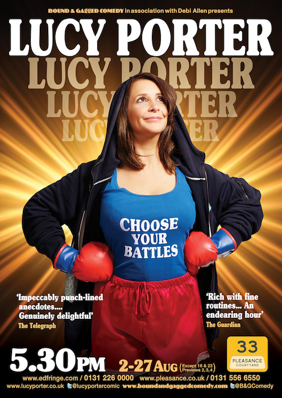 Welcome to LucyPorter.co.uk