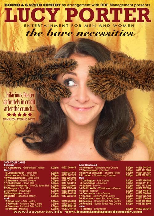 2009 – The Bare Neccessities