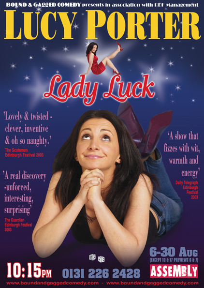 2004 – Lady Luck